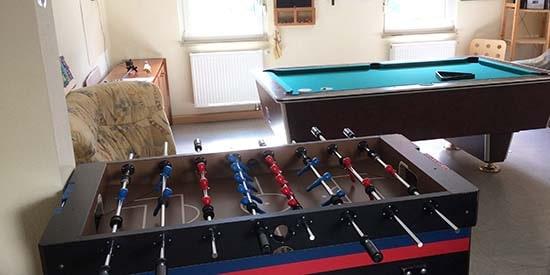 Jugendtreff Carlsberg Billiard