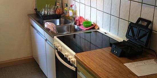 Jugendtreff Carlsberg Küche